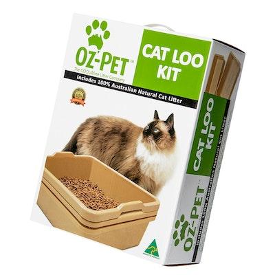 Oz-Pet Cat Loo = Boxed Set