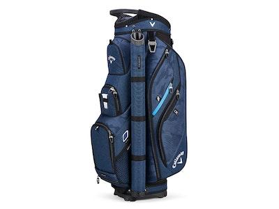 Callaway Forrester Cart Bag Navy Camo Royal