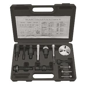 Toledo A/C Clutch Hub Puller & Installer Kit - 13pc Set