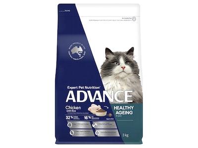 Advance Cat Mature/Senior Chicken 3Kg