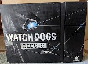 Watch_Dogs Dedsec Edition Contents