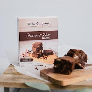 Triple Choc Brownie Mix