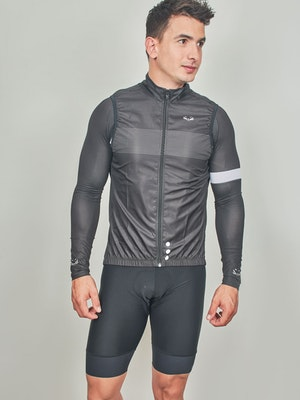 Taba Fashion Sportswear Chaleco Ciclismo Hombre Génova