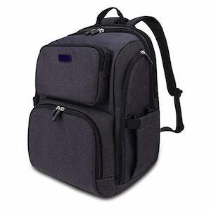 LaTASCHE Iconic Backpack - Charcoal