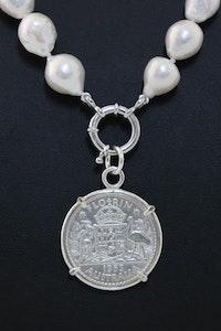 NA P9 Florin Coin Pendant