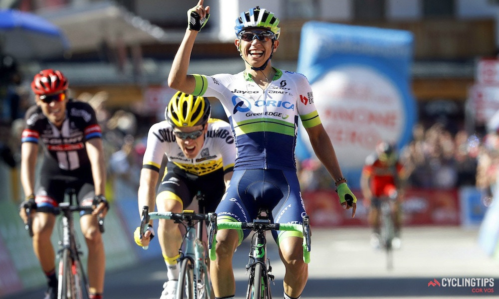 Chaves Wins a Brutal Stage 14