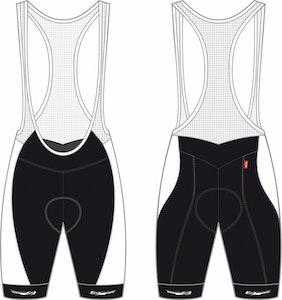 GirlTech Bib Shorts BBW-216z