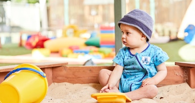 Not just fun & games: play-based learning for babies