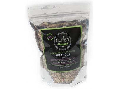 Nurish Granola 350g