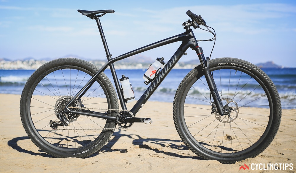 Specialized Epic Hardtail Pro Black
