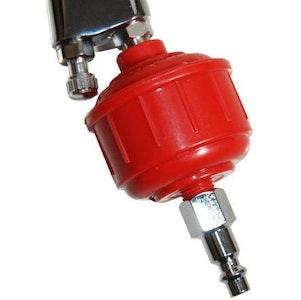 """Disposable Inline Spray Gun Filter - Water Trap 1/4"""" Thread"""