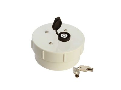 ADI Lockable Pipe Cap -100mm