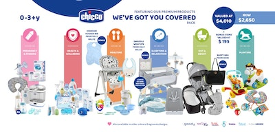 Chicco We've Got You Covered Baby Bundle