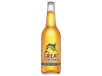 Great Northern Super Crisp Lager Bottle 700mL