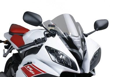 Puig Z-Racing Screen To Suit Yamaha YZF-R6 2008 - 2016 (Light Smoke)