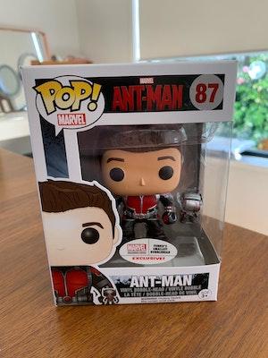 Ant-Man 87 Pop Vinyl (Marvel Collector Corp)