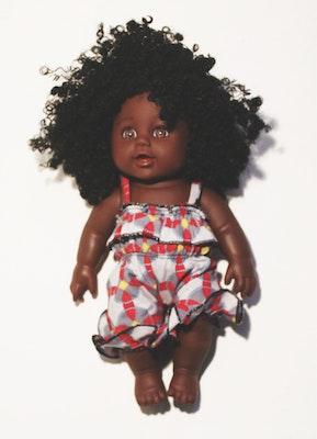 Designed by Florence Dayo Ima Doll