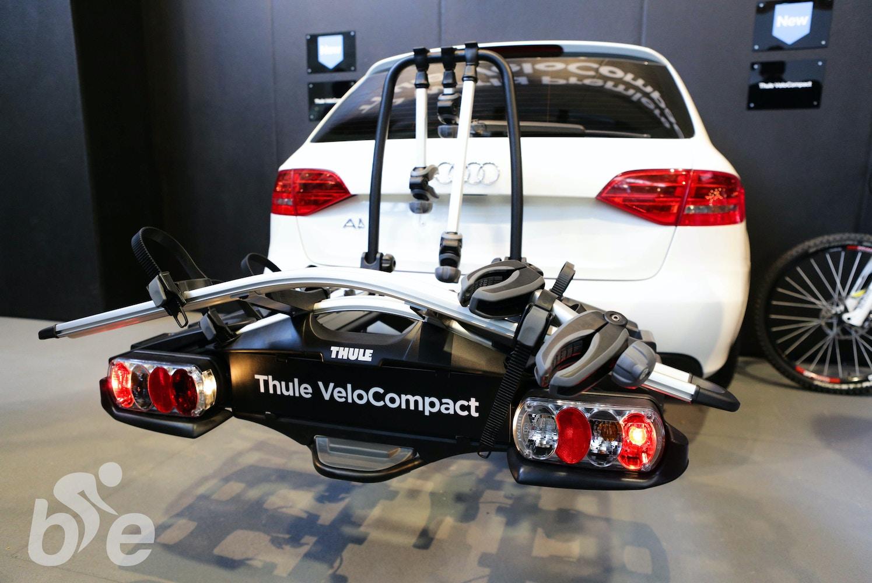 THULE's Next Gen Bike Rack - Hello Velo Compact
