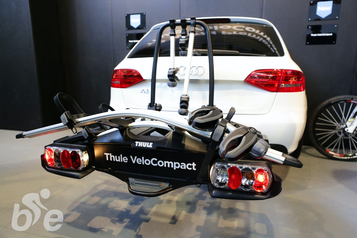 THULE's Next Gen Bike Rack - Hello Velo Compact
