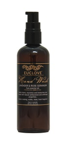 Euclove Handwash Lavender & Rose Geranium 300 ml