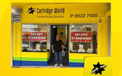 Cartridge World Welcomes New Owner To Gawler Store