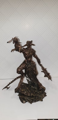 """Molag Bal Elder Scrolls 12"""" Collector's Statue Imperial Edition"""