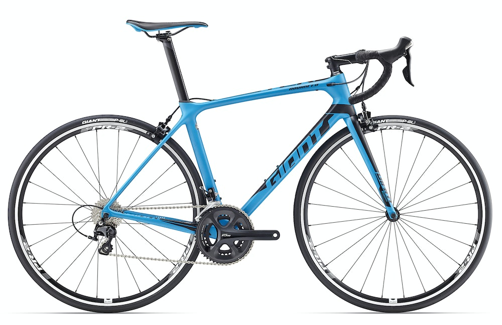 Giant TCR Advanced 2 2017 BikeExchange