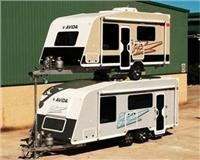 Avida says it stacks up Aussie tough in new caravan range strength
