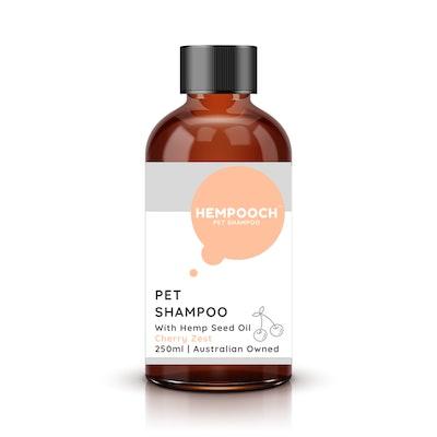 Hempooch™ Pet Shampoo with Hemp Seed Oil - Cherry Zest 250ml