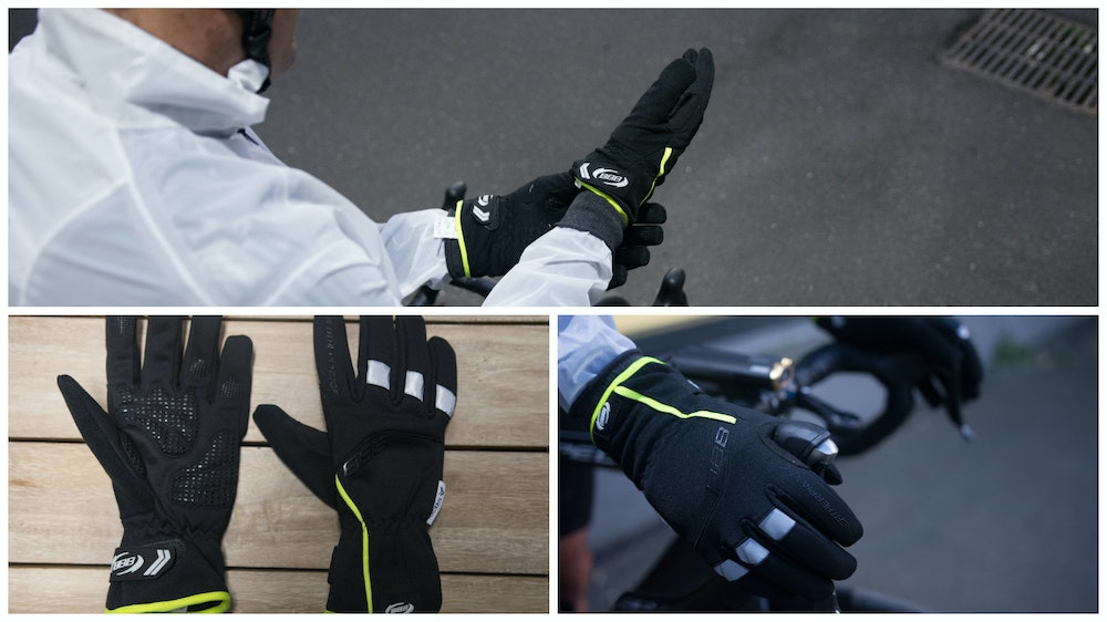 Weatherproof winter BWG 25 Gloves