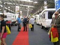 Most of biggest and  best  Melbourne Caravan, Camping and Touring Supershow under cover