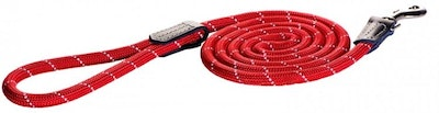 Rogz Classic Lead Rope Red