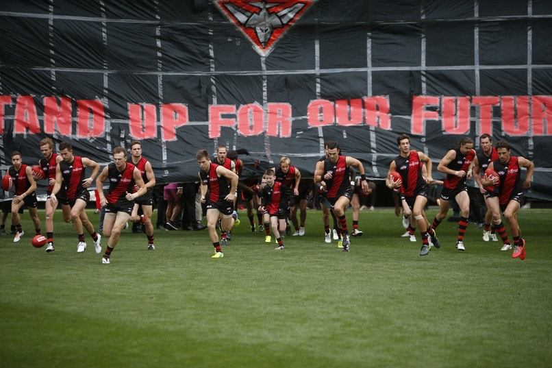 The Comeback – Essendon FC 2017 Season Preview