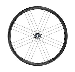 Campagnolo Bora Wto 33 Disc Wheelset Campag Dark