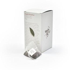 Organic English Breakfast Tea by Love Tea
