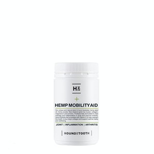 Houndztooth Hemp Mobility Aid