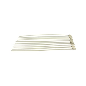 Stainless Steel Cable Ties - 4.6 x 200 mm