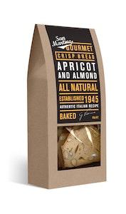 Crisp Bread - Apricot & Almond 100g