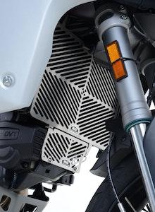 R&G Racing Stainless Steel Radiator Guard To Suit Ducati Multistrada 1200 / 1260 Models