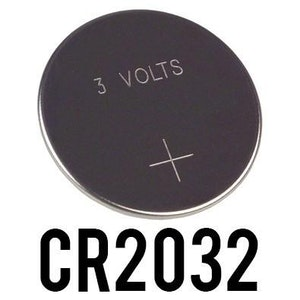 Remote Pro CR2032 3V Battery