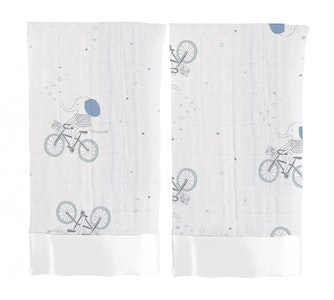 aden + anais night sky reverie 2-pack security blankets