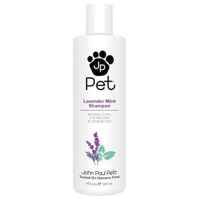 John Paul Pet Lavender Mint Dogs & Cats Grooming Shampoo 473ml