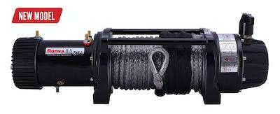 Runva EWB9500-Q PREMIUM 24V with Synthetic Rope