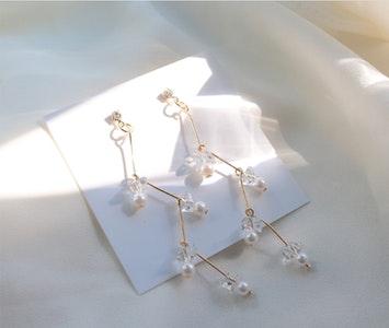 Jericho Earrings (Handmade in Korea)