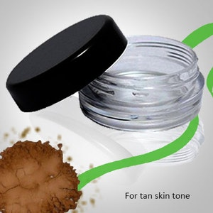 Mineral Medica Toffee Satin Foundation