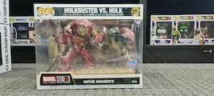 Funko Pop Vinyl Figures - Movie Moments - Hulkbuster Vs Hulk #394