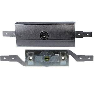Lock Focus Roller Door Lock For Garage  Replacement for B&D Garage Door Locks