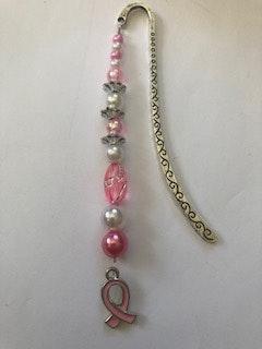 Handmade By Bronzerose Breast Cancer Bookmark 2020