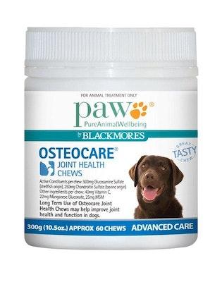 Paw Osteocare Chews 300g