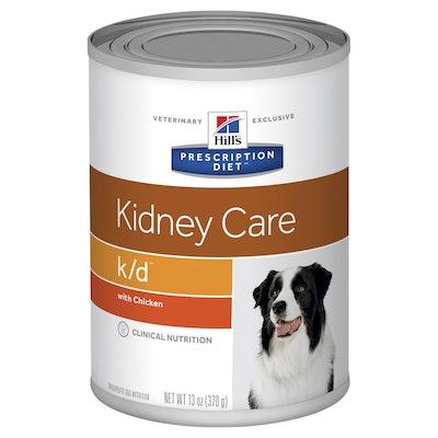 Hill's VET Hill's Prescription Diet K/D Kidney Care Wet Dog Food 370G